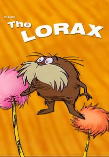 Dr. Seuss: The Lorax (1972)