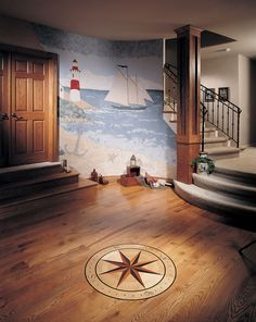 Nautical Themed Room - plan #051D-0541 | houseplansandmore.com