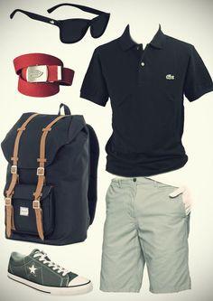 Summer essentials | Cool Mens Fashion | Pinterest