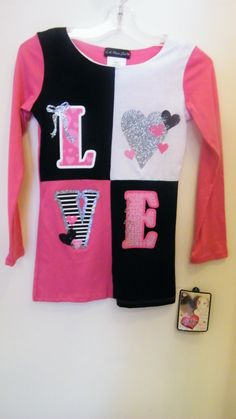 Girls Love Top FREE Shipping $25.00