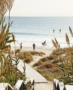Valdevaqueros beach in Tarifa, Spain. Photo: Tom Parker