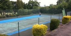 Tarmacadam Colours I Sport Court Colours Omagh