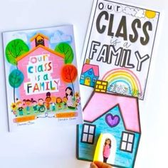 Our Class is a Family Read-Aloud for Building Classroom Community - Life Between Summers