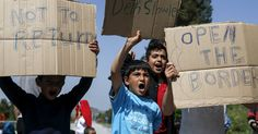 Migrants Continue Arriving In Greece Even As The First Deportations To Turkey Start