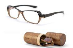 Herrlich(t)e Holzbrillen