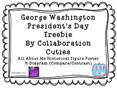 Compare/Contrast .. George vs. George and George vs. Abe