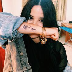 Rose tattoo #tattoo #spain