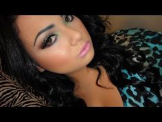 MakeUp Tutorial using BH Cosmetics 120 3rd edition palette