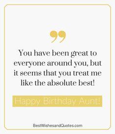 Happy Birthday Auntie Happy Birthday Auntie, Happy Birthday Messages, Birthday Quotes, Birthday Wishes, Birthday Message To Myself, Auntie Quotes, Muslim Fashion, Birthdays, Sayings
