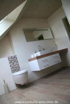 Schönes Fliesendetail an WC