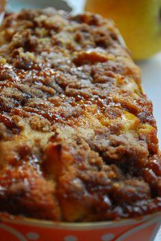 Caramel Apple Bread...