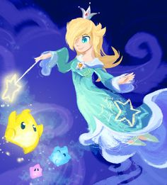 Princess Rosalina by Bedupolker.deviantart.com on @deviantART