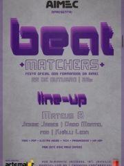 Beatmatchers, who?    A Academia Internacional de Música Eletrônica convida a todos para o debut de seus novos, e alguns nem tão novos, pupilos.    Aqui não tem preconceito, com sync ou sem sync a nova safra de DJs formados pela AIMEC Joinville está