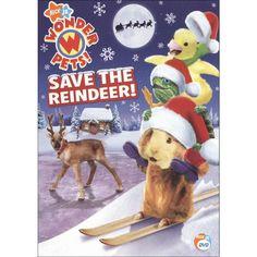 : Save the Reindeer! Great Kids Movies, Wonder Pets, Santa And Reindeer, Cartoon Kids, Little Sisters, Favorite Tv Shows, Beautiful Pictures, Teddy Bear, Animals