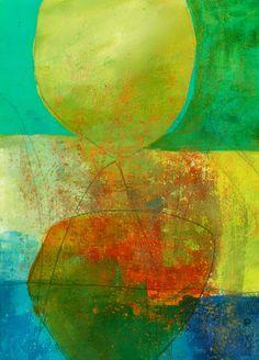 Jane Davies: collage journeys Works in Progress