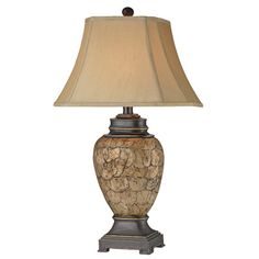 FREE SHIPPING! Shop Wayfair for Stein World Urn 32 H Table Lamp with Bell Shade - Great Deals on all Decor products with the best selection to choose from!