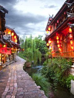 ˚Lijiang, China