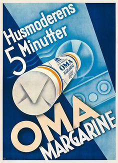 På Dansk Plakat Kunsts blog kan man netop nu vinde sin yndlingsplakat af deres fine udvalg. Min yndling er denne fine OMA plakat  fra 1930 – hvad med jer?