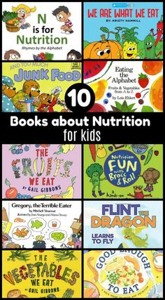 Top 10 nutrition books to read to kids! 10 Kids Books that Teach . - Top 10 nutrition books to read to kids! 10 Kids Books that Teach Nutrition – Super - Nutrition Education, Nutrition Activities, Nutrition Plans, Kids Nutrition, Nutrition Tips, Health And Nutrition, Cheese Nutrition, Sports Nutrition, Nutrition Shakes