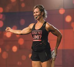You're only one BODYPUMP workout away from a good mood.