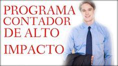 PROGRAMA CONTADOR ,DE ALTO IMPACTO