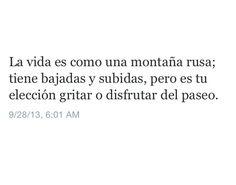 Frases de la vida #eldiariodedaniela