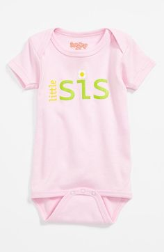 Sara Kety Baby & Kids Romper (Baby Girls) available at #Nordstrom