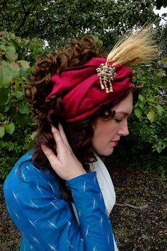 Jen Thompson - Festive Attyre