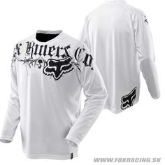 Ride Jersey #cycling #foxracing
