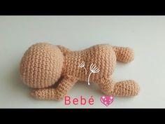C2c Crochet, Crochet Dolls, Crochet Baby, Easy Crochet Patterns, Amigurumi Doll, Miniature Dolls, Toys, Baby Dolls, Dinosaur Stuffed Animal