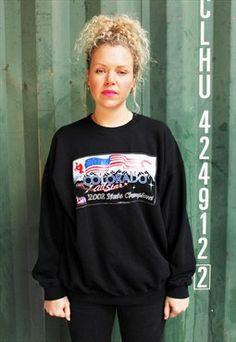Vintage 90s 'Colorado' USA Sweater
