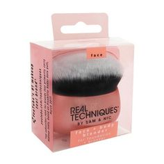 Real Techniques All Over Blender Makeup Remover, Makeup Brushes, Makeup Tools, Makeup Ideas, Face Blender, Mixer, Real Techniques Brushes, Oil Free Makeup, Lots Of Makeup