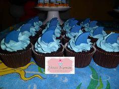 Nosso Cupcake: Festa Tema Surf