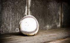 Black And White Baseball HD Wallpaper