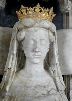 Margaret of Denmark, Norway & Sweden (1389) effigy 2010 (2).jpg