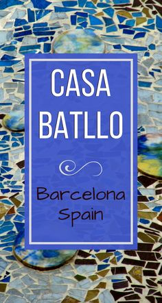 Find out how #Gaudi has implemented the story of #SaintGeorge into the #architecture of the famous Casa #Batllo in #Barcelona Spain.