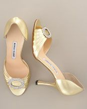manolo blahnik silver shoes sex and the city