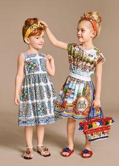 Dolce   Gabbana Collezione Bambina Estate 2016 Bambino  scopri tutti i  dettagli. Ragazzi Eleganti 0ca887996ab
