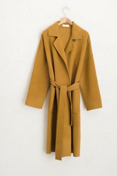 Joe Browns Size 12 Dare To Be Different Oversized Chartreuse Khaki JACKET £90