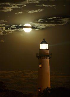 Lighthouse on St. Simons Island ~