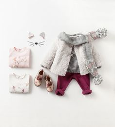 ZARA - KIDS - great winter outfit