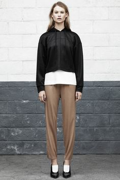 T by Alexander Wang Spring 2014 Ready-to-Wear Collection Slideshow on Style.com