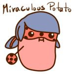 p-l-u-m-b-u-m 616 44 Ladybug-potato by Frappuchii
