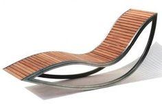 Outdoor Furniture from David Trubridge