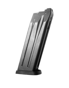 H Gas Blowback Pistol Magazine, Fits KWA H USP Gas Blowback Airsoft Pistols, 25 Rds by KWA. $38.69. H gas blowback pistol magazine Fits KWA H USP GBB airsoft pistols 25 rds  Spend more time shooting and less time reloading. This 25 rd spare magazine fits the KWA H USP gas blowback pistol exclusively. Carry this spare magazine for your next airsoft skirmish!