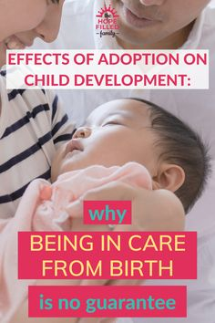 How does being adopted affect a child's development? Adopted children are more susceptible to in utero issues such as domestic violence, drinking alcohol and substance abuse. This post counters the argument that just because a child is taken into care at birth they will be 'fine'. Foster Parenting, Parenting Hacks, Becoming A Foster Parent, Adopted Children, International Adoption, Foster Care Adoption, Birth Mother, Adopting A Child, Domestic Violence