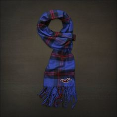 Hollister Mens Scarf