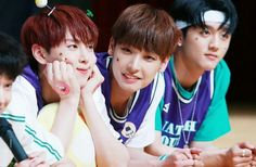 Jaeyoon, Inseong & Youngbin // SF9