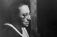 Emmy Noether, Mathematician: She Did Foundational Work in Ring Theory