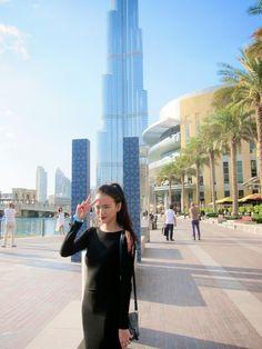 Stephanie Lim: ✈ Dubai ♡ pt. I ✈